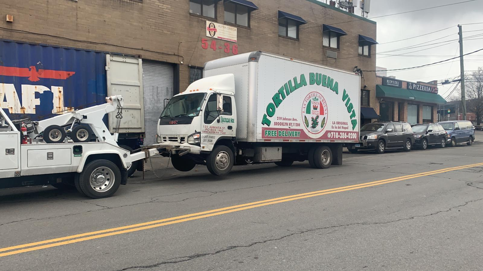 Heavy Duty Towing Service Near Me Intra Towing Nyc 718